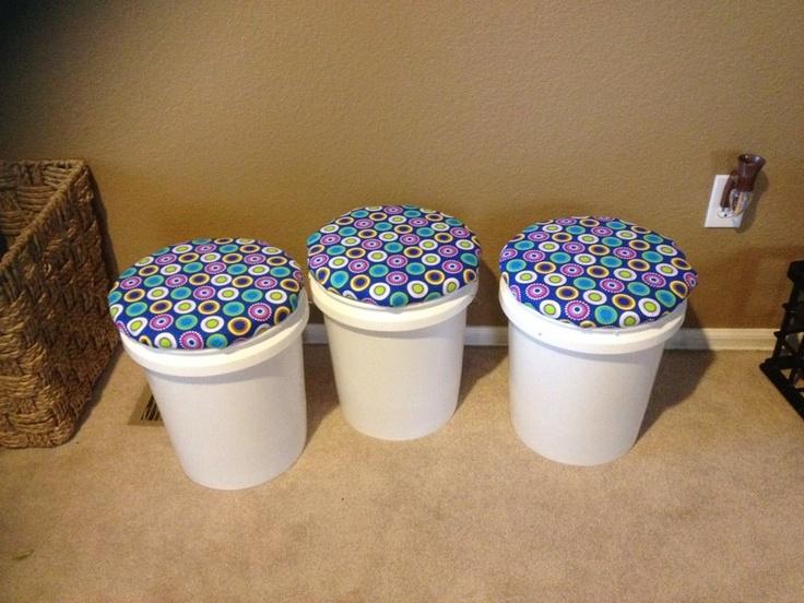 Best 25 Paint Bucket Seats Ideas On Pinterest Classroom
