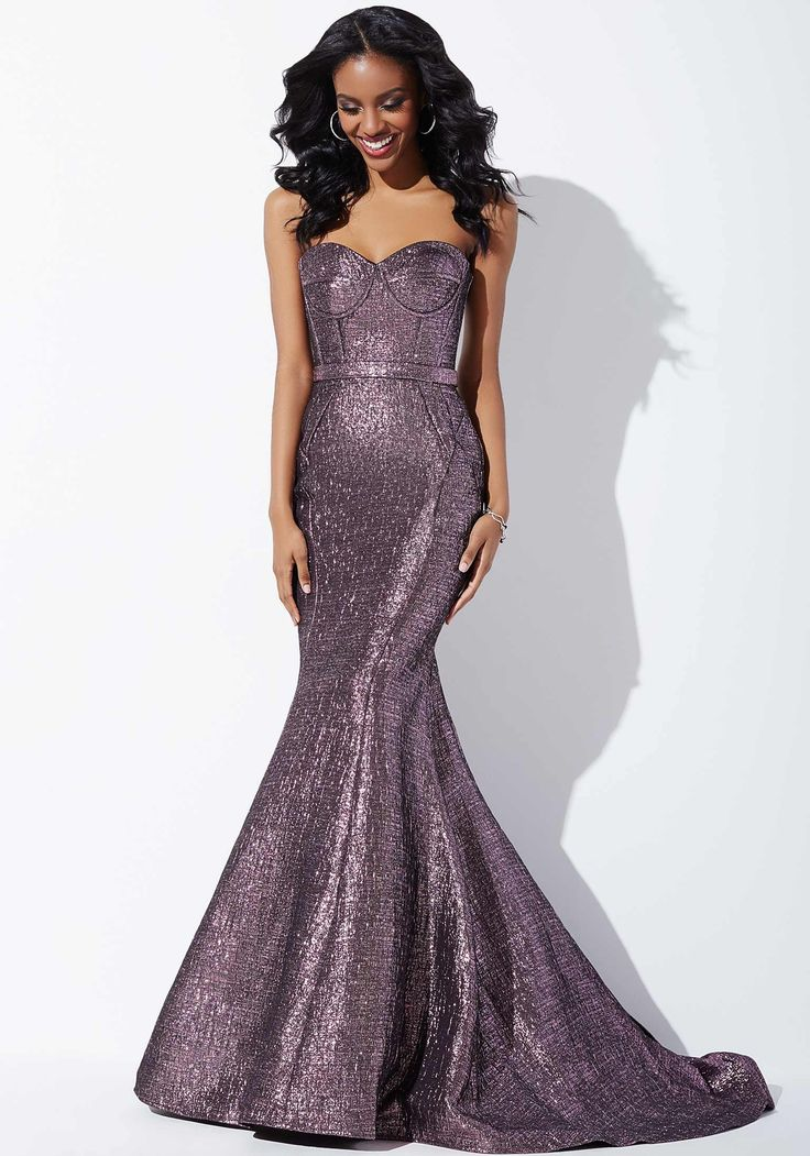 Jovani Style 32735 Stunning floor length mermaid dress ...