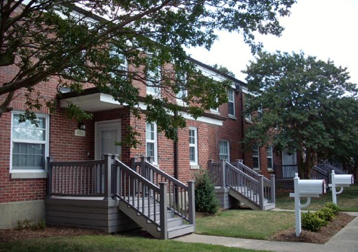 Military Base Housing Norfolk Virginia