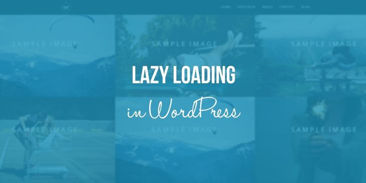 Learn how to lazy load WordPress images and comments to speed up your site and use less bandwidth! Lazy loading is easy with these free plugins.