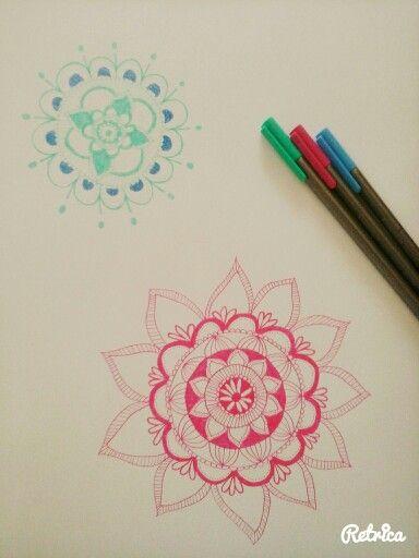 Zentangle art *-*