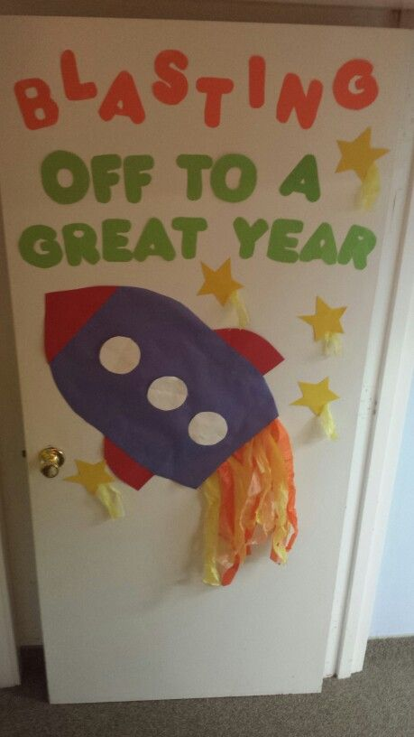 """Blasting Off To A Great Year!"""
