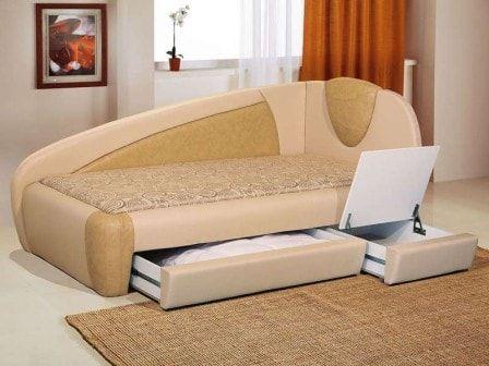 Тахта-софа: классический комфорт #тахта #софа #мебель #дтзайнинтерьера