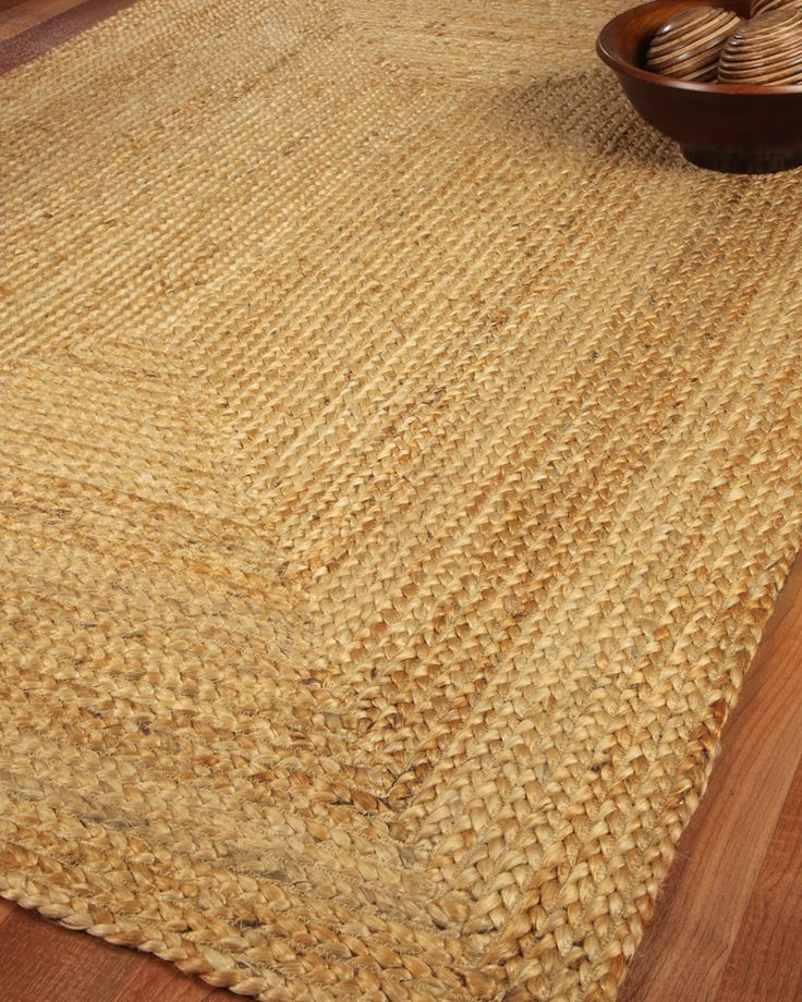 toledo jute rug - Natural Area Rugs