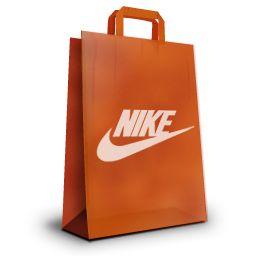 bolsa de compra nike