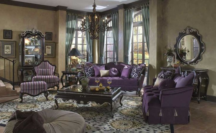 Best 25 victorian style furniture ideas on pinterest - Victorian living room set for sale ...
