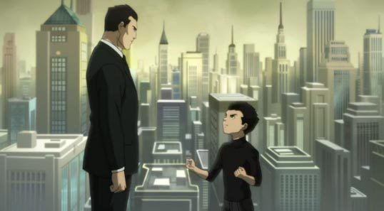 The trailer for DC's next home video feature SON OF BATMAN, introducing Damian Wayne to the animated world.
