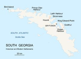 South Georgia and the South Sandwich Islands - Wikipedia, the free encyclopedia