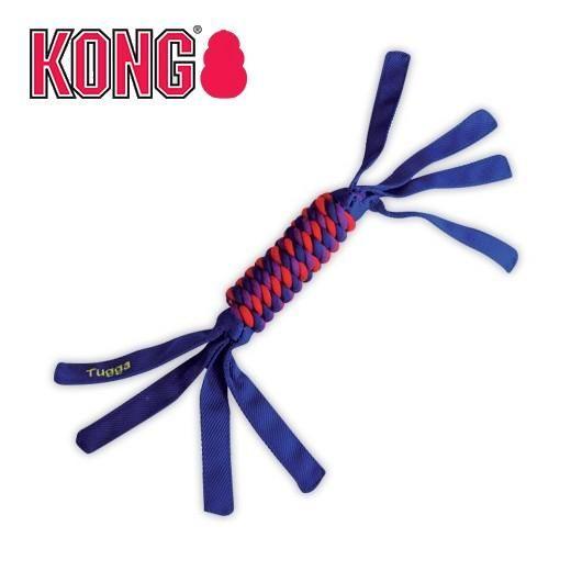 """""""Kong Tugga Wubba"""".  Jouet Kong, idéal verser Tirer ous lancer à Votre chien, tissu et coutures renforcées.  Longueur hors vantent 45 cm - 7.20e"""