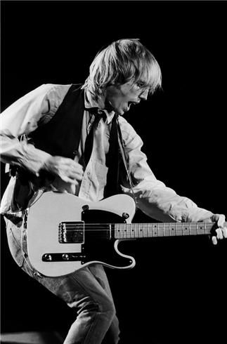 Tom Petty, Gainseville, FL 1983  © PAUL NATKIN, 1983  Tom Petty in his hometown of Gainesville, Florida