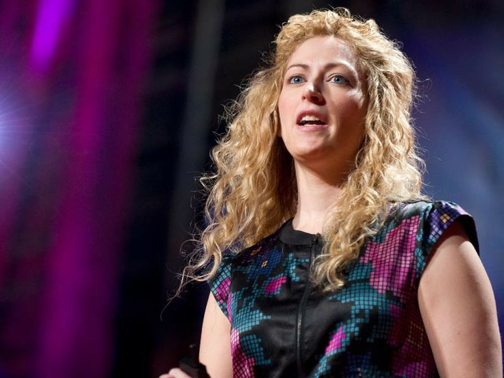 Ted Talks- Jane McGonigal talks on how gaming can make a better world.