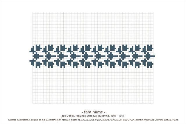 Semne Cusute: MOTIVE: (P18, M2)