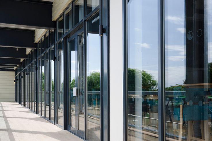 Bi-folding & Sliding Doors – Aluminium