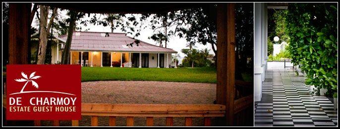 De Charmoy Estate - Canelands, Durban, Kwa-Zulu Natal Wedding Venues