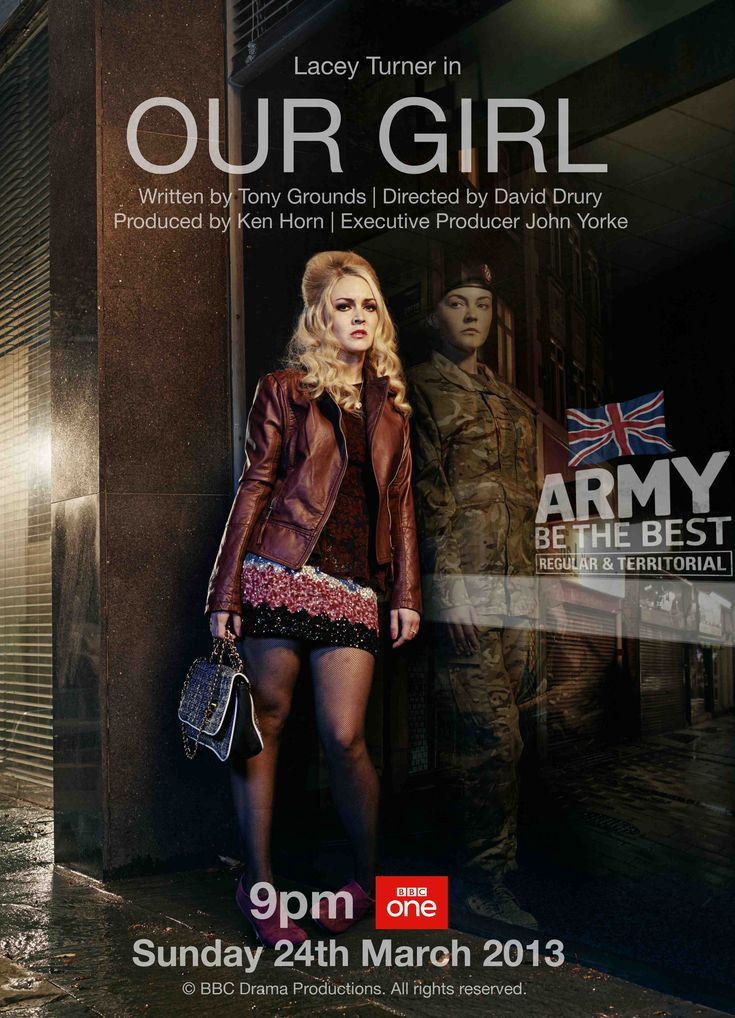 Our Girl 1x02 720p HDTV x264-FoV more current period but quite good