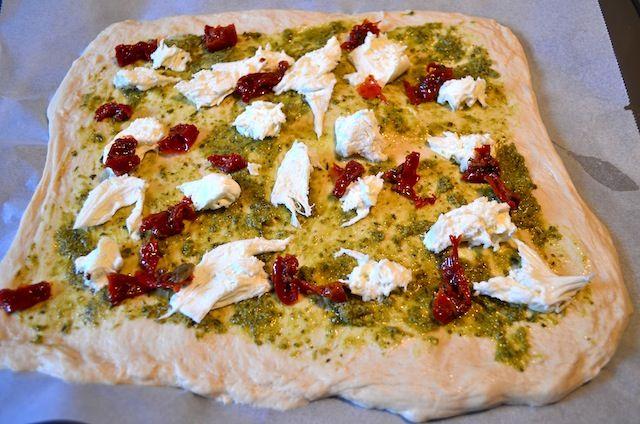 Italiaans brood   Stromboli