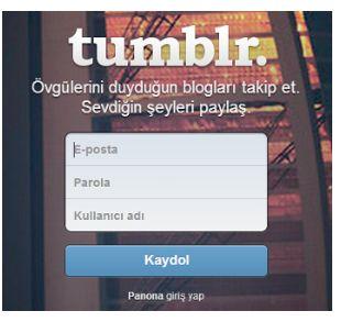 Tumblr'da Hesap Açmak E-ticaret Sitelerinizi Nasıl Etkiler
