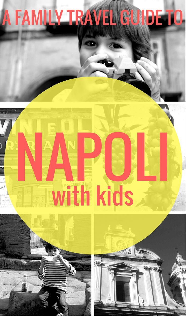 What to see with the kids? Where to sleep as a family? Where to eat the best pizzas? And more useful tips to enjoy Naples (Italy) with the kids!