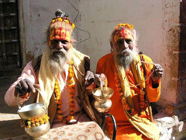 Indian Sadhus