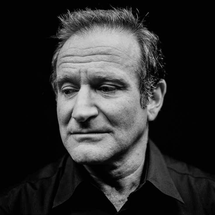 Robin Williams, raised in Bloomfield Hills, Michigan