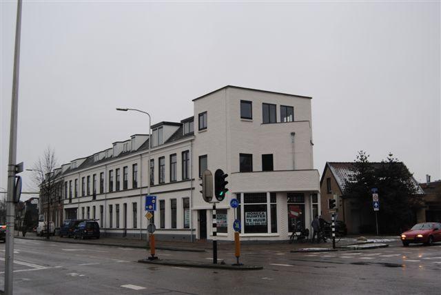 Restauratie pand door Bouwbedrijf de Jong