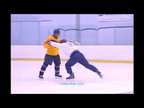 Видео как профессионально кататься на коньках. Урок 2. Движение вперед