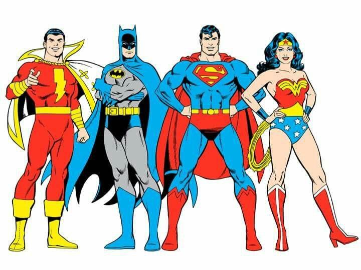 Guía de estilos de DC Comics