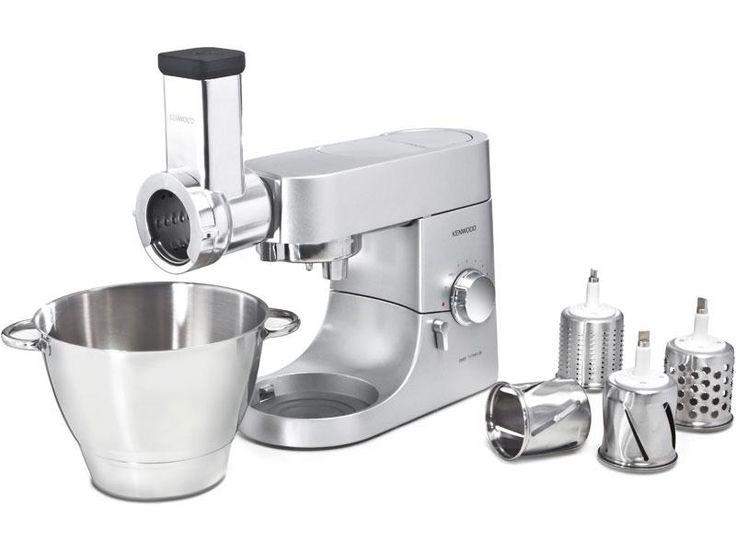 Metall råkostapparat tilbehør til Kenwood kjøkkenmaskiner