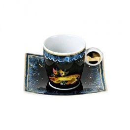 Espresso kop en schotel Intervallo Rosina Wachtmeister Goebel