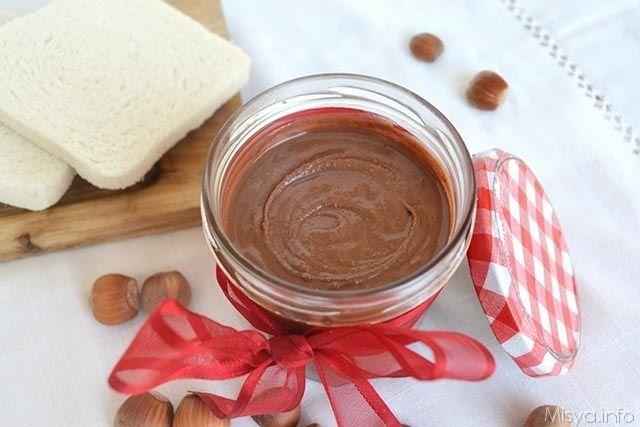 » Nutella fatta in casa Ricette di Misya - Ricetta Nutella fatta in casa di Misya