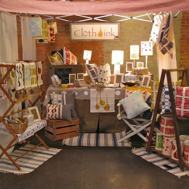 10 Best Images About Craft Show Display Ideas On Pinterest