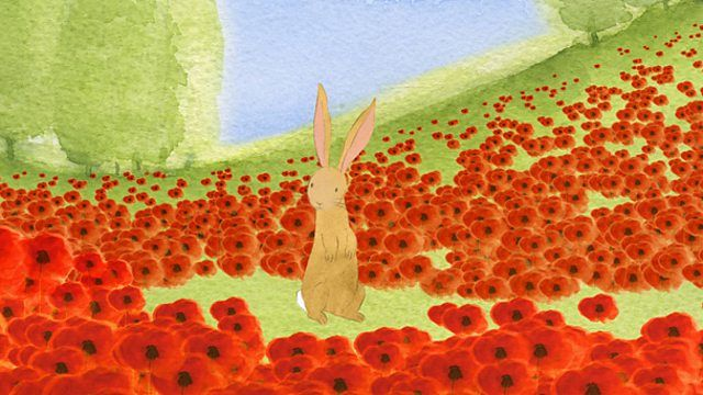 Marking Remembrance Week on CBeebies and CBBC