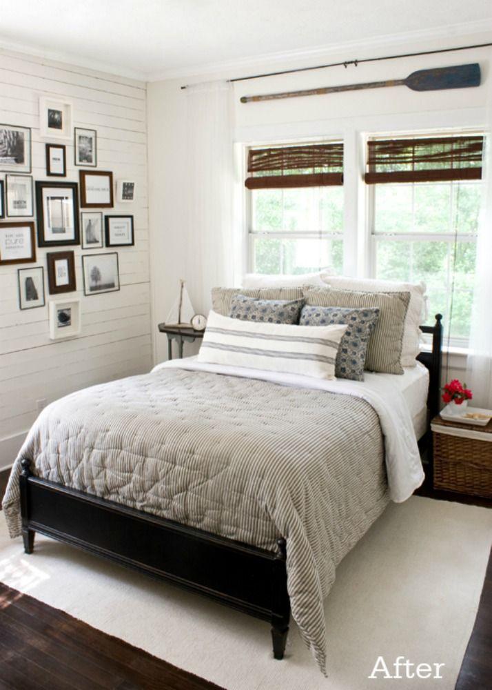 180 best home bedroom images on pinterest bedroom for Cozy cottage bedroom ideas