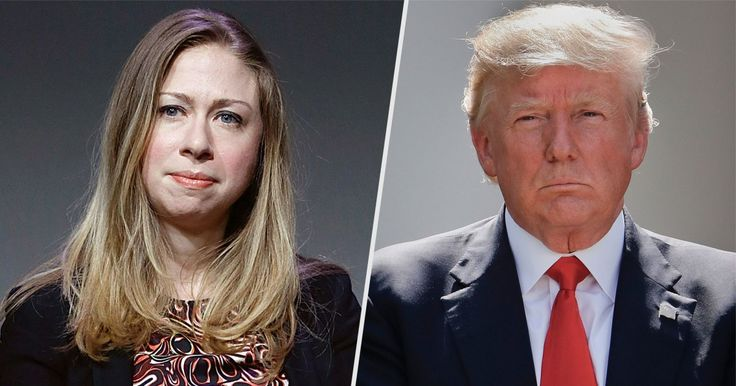 Donald Trump Drags Chelsea Clinton into Ivanka's G20 Seat Scandal — and She's Quick to Hit Back