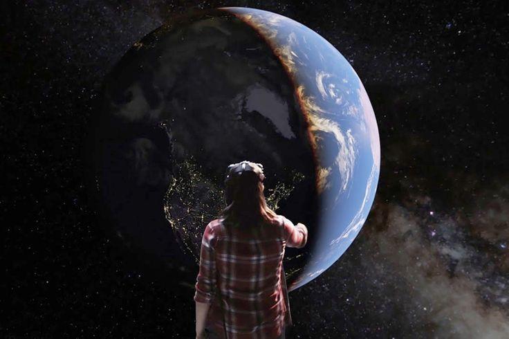 Nun öffnet Google Earth seine Türen für die virtuelle Realität.
