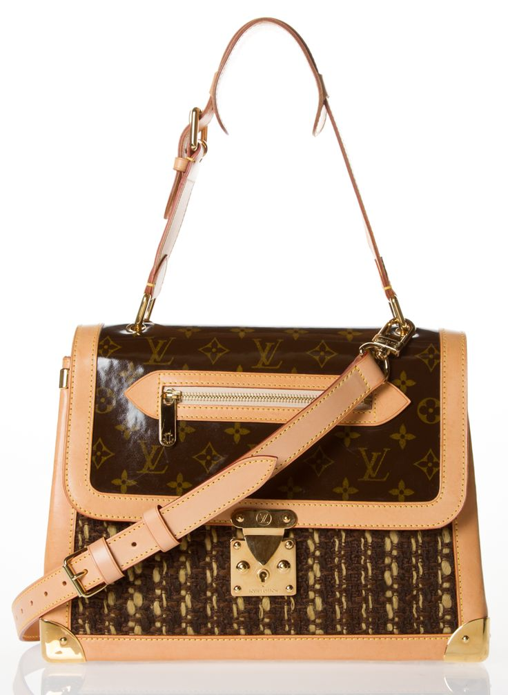 LOUIS VUITTON SHOULDER BAG @SHOP-HERS