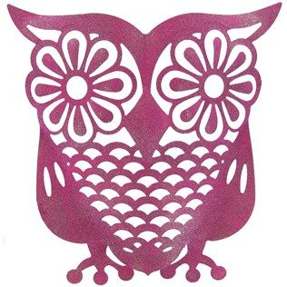 Metal Owl Wall Decor owl wall decals hobby lobby ~ color the walls of your house