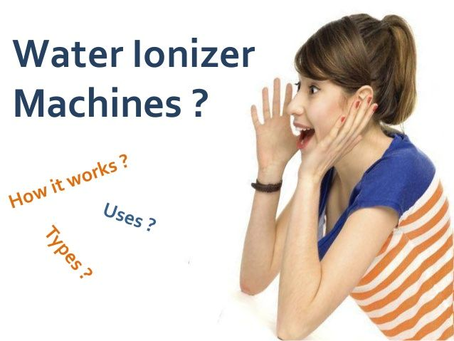 Water Ionizer Machine, the appliance that ionizes water. The Water Ionizer turns normal water into alkaline and acidic water which are very beneficial to health and useful in home cleaning and lots more.
