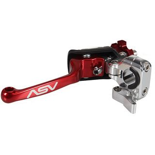 ASV F3 Pro Series Red Clutch Lever Assembly With Hotstart