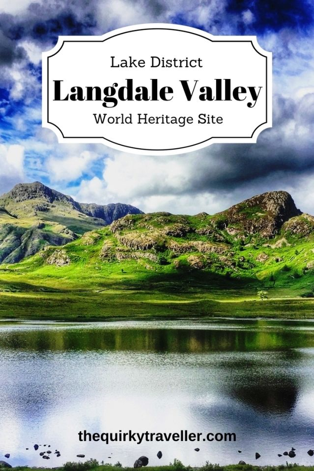 Discover the majestic Langdale Valley in the beauiful Lake District World Heritage Site