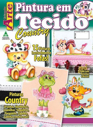 Mês de Maio nas bancas de jornais ou pelo site da Editora Liberato http://www.catiaartesmanuais.com/