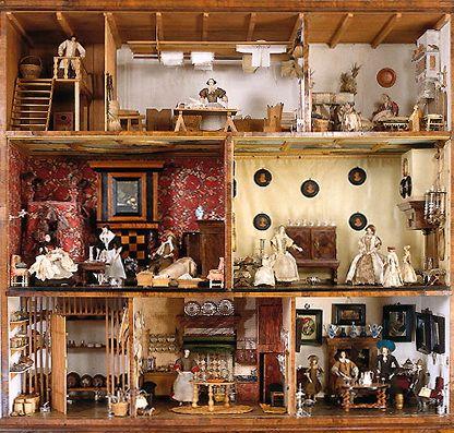 Коллекции в интерьере шебби шик