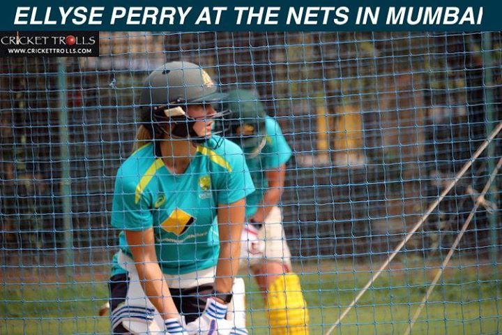 World No 1 Women All Rounder Ellyse Perry Begins Practice For The First Warm