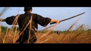"""Lone Wolf and Cub #4 - Baby Cart in Peril 子連れ狼""""親の心子の心"""" A rematch duel between Ogami & Gunbei Yagyū, the outcast son of Retsudo Yagyū in the field..! 1972"""
