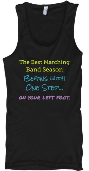 Show your Band Geek pride with this expressive tank top! Great for middle school/high school/college bands! ***Each item is printed on super soft premium material! 100% Designed, Shipped, and Printed