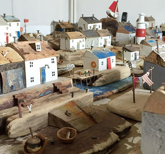 driftwood village - Kirsty Elson