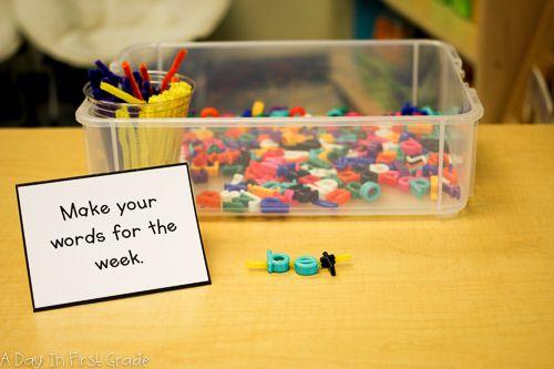 Using provocations in your kindergarten classroom