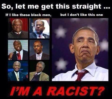 The race card needs to go away.  It has no place in this.