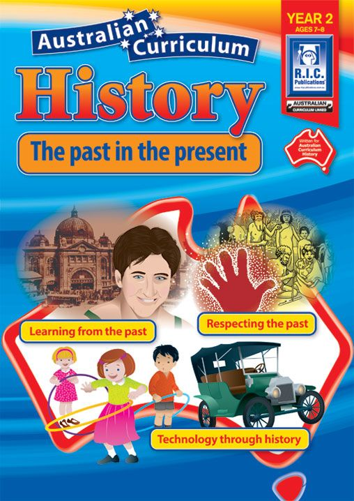 Australian Curriculum History Year 2: The past in the present. The Dreaming, Aboriginal and Torres Strait Islander sites in my community, transport, toys and games, Richmond Gaol, Dawn Fraser, placenames and communication.