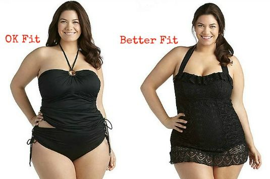bathing suits for big thighs - Google Search